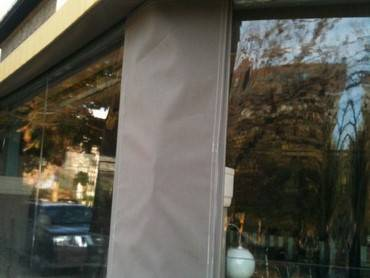 PVC transparent restaurant Market8 1