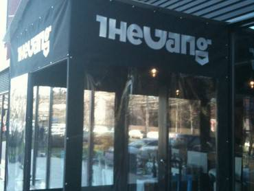 PVC transparent restaurant TheGang 1